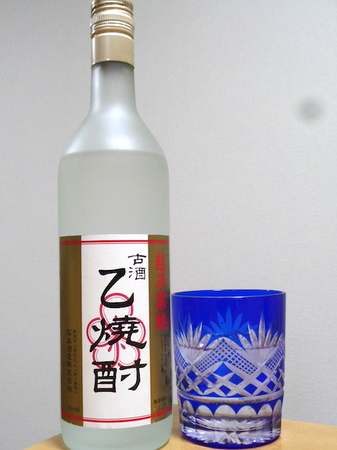 190130粕取り焼酎 越乃寒梅古酒乙焼酎4.JPG