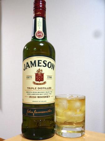 190429アイリッシュウィスキー ジェムソン.JPG