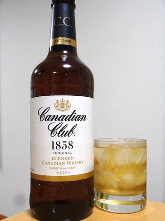 190924カナディアンウィスキー カナディアンクラブ1.JPG